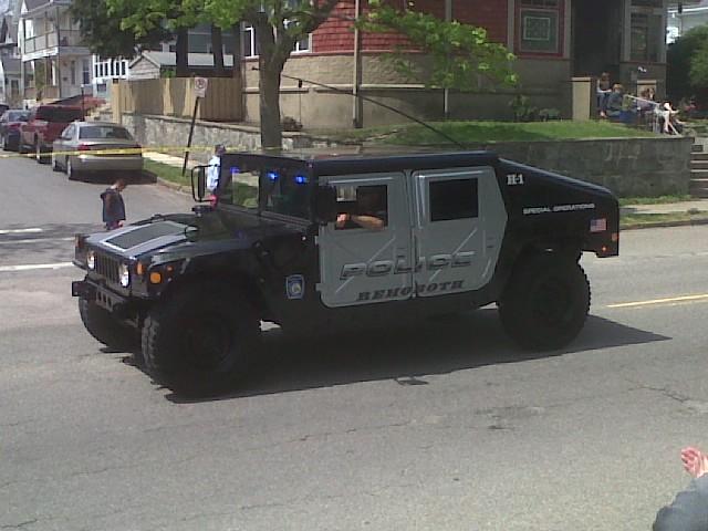 Newport Parade